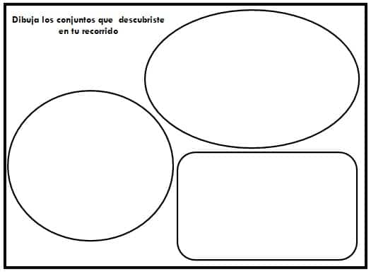 Conjunto, Clases de Conjuntos y La Unidad en el Preescolar
