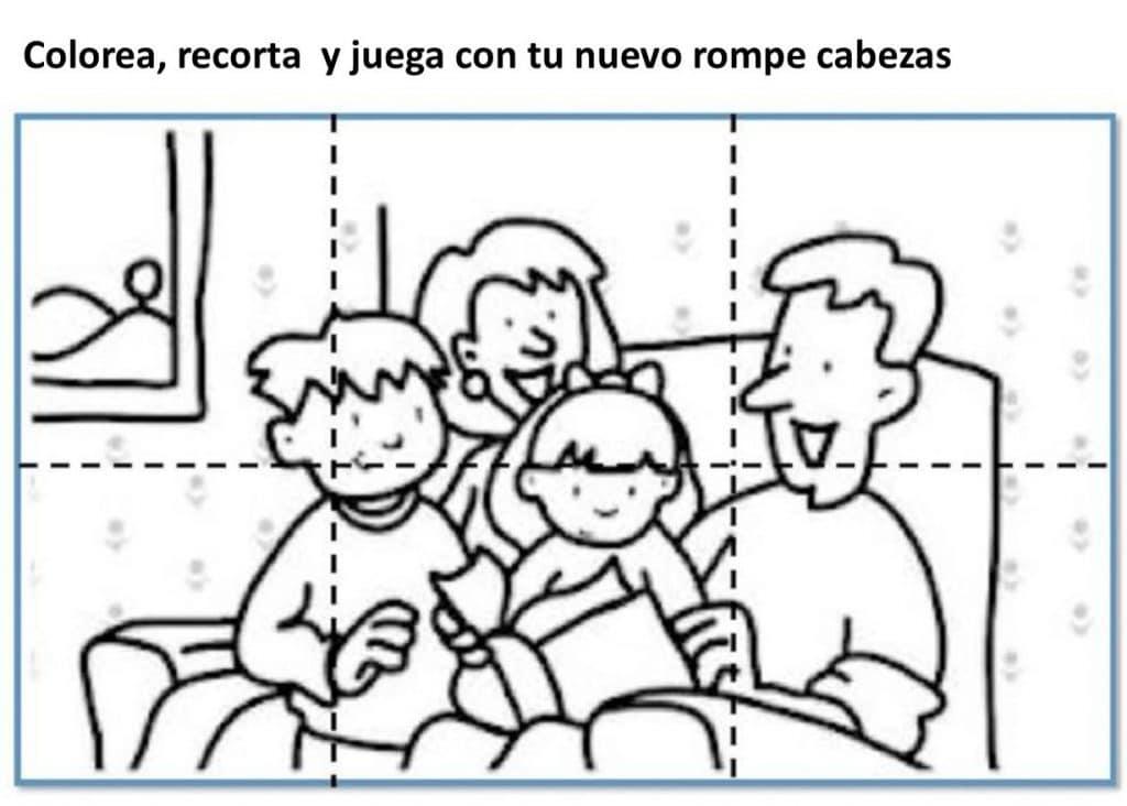 Así es mi familia. Todas las familias son únicas